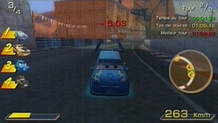 Cars PlayStation Portable