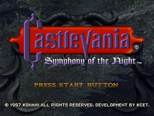 Castlevania : Symphony of the Night
