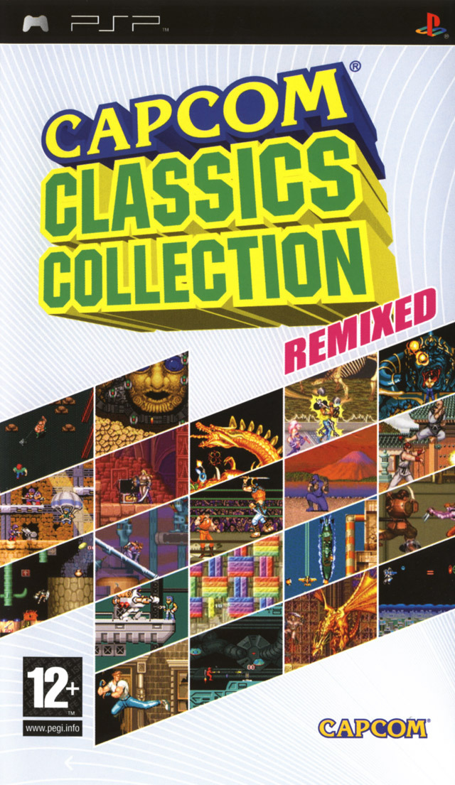 telecharger gratuitement Capcom Classics Collection Remixed