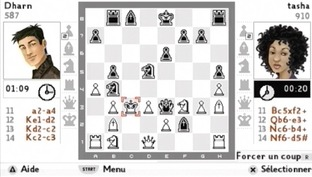 Chessmaster : Entraînez-vous aux Echecs PlayStation Portable