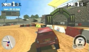 Colin McRae : DiRT 2 PlayStation Portable