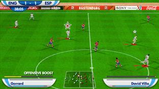 Coupe du Monde de la FIFA : Afrique du Sud 2010 PlayStation Portable