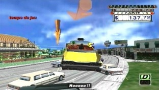 Crazy Taxi : Fare Wars PlayStation Portable