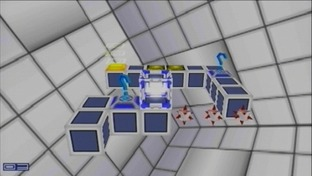 Cube : 3D Puzzle Mayhem PlayStation Portable