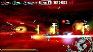Darius Burst PlayStation Portable
