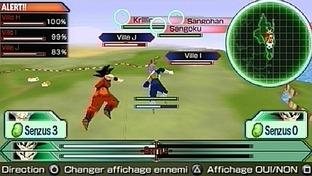 Dragon Ball Z : Shin Budokai 2 PlayStation Portable