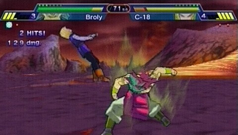 Images Dragon Ball Z : Shin Budokai PlayStation Portable - 52
