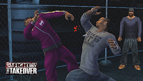 Images Def Jam Fight for NY : The Takeover PlayStation Portable - 10