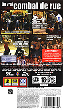 Images Def Jam Fight for NY : The Takeover PlayStation Portable - 1
