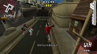 Dave Mirra BMX Challenge PlayStation Portable
