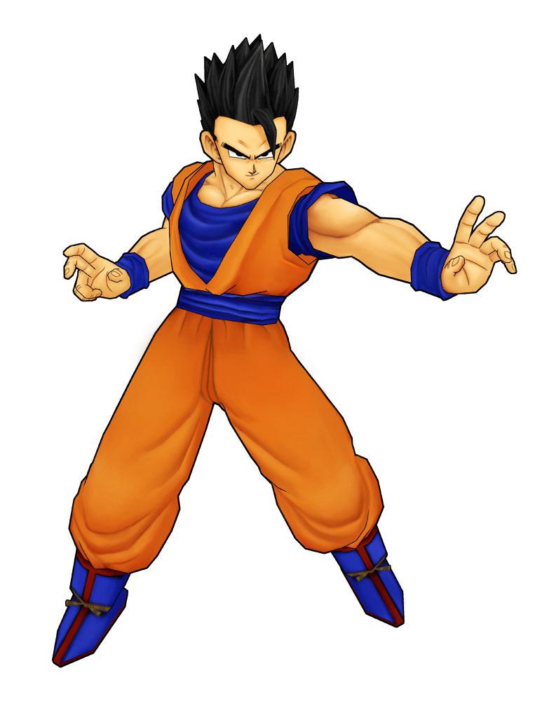 Images Dragon Ball Z : Tenkaichi Tag Team PlayStation Portable - 37