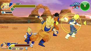 Dragon Ball Z : Tenkaichi Tag Team PlayStation Portable