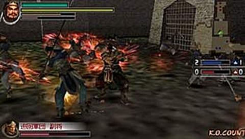 Dynasty Warriors Vol.2