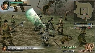 Dynasty Warriors Vol.2 PlayStation Portable