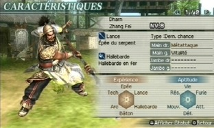 Dynasty Warriors : Strikeforce PlayStation Portable