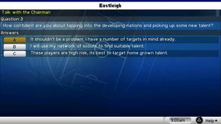 L'Entraîneur 2007 PlayStation Portable