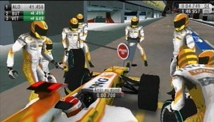 F1 2009 PlayStation Portable