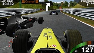 F1 Grand Prix PlayStation Portable