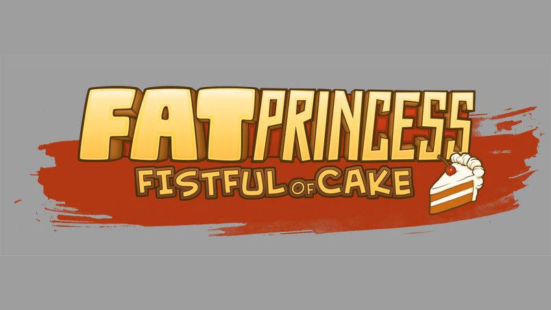 Fat Princess : Fistful of Cake