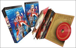 Fate/Extra PlayStation Portable