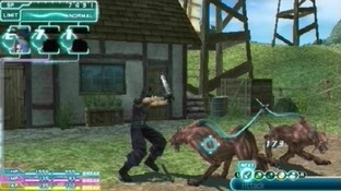 Crisis Core : Final Fantasy VII PlayStation