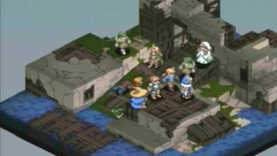 Final Fantasy Tactics : The War of the Lions PlayStation Portable