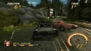 FlatOut : Head On PlayStation Portable