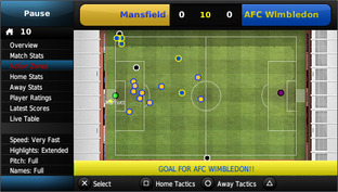 Football Manager Handheld 2011 PlayStation Portable