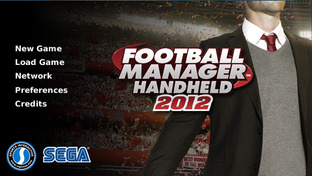 Football Manager Handheld 2012 PlayStation Portable