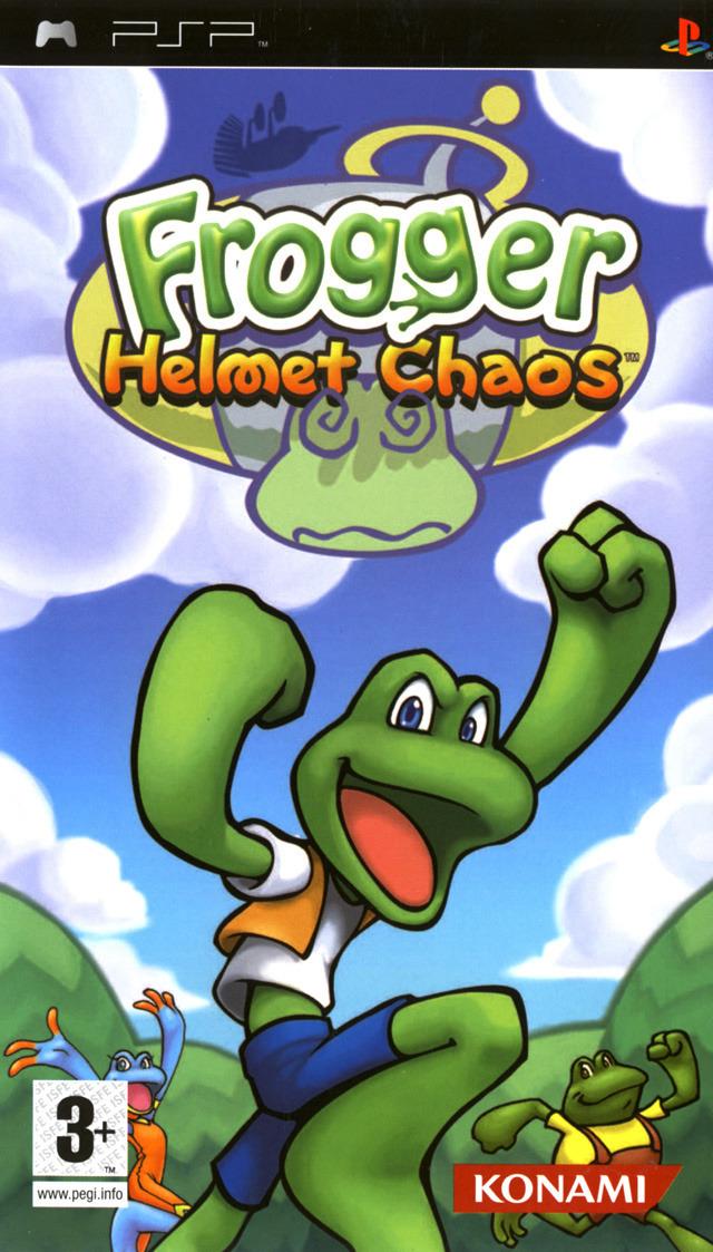 telecharger gratuitement Frogger : Helmet Chaos