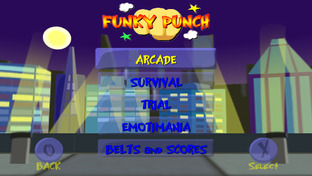 Funky Punch PlayStation Portable