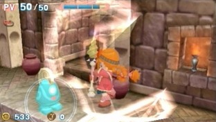 Gurumin : Une Aventure Monstrueuse PlayStation Portable