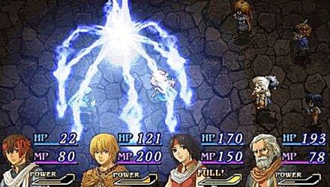 Images The Legend of Heroes : A Tear of Vermillion PlayStation Portable - 9