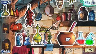 Test Geronimo Stilton : Retour au Royaume de la Fantaisie PlayStation Portable - Screenshot 2