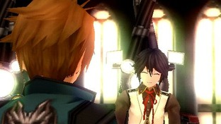 Test Gods Eater Burst PlayStation Portable - Screenshot 5