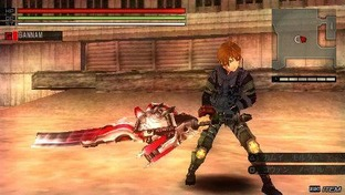 Aperçu God Eater Burst PlayStation Portable - Screenshot 13