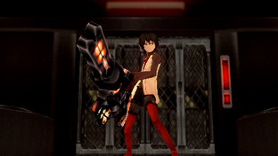 Images de God Eater Burst - Ren et Shio