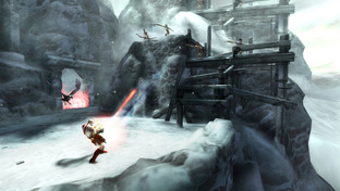 Images God of War : Ghost of Sparta PlayStation Portable - 3