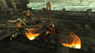 Images God of War : Ghost of Sparta PlayStation Portable - 7