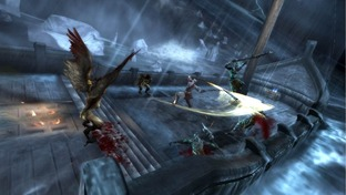 Test God of War : Ghost of Sparta PlayStation Portable - Screenshot 18