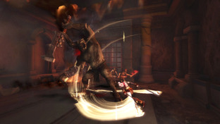 God of War : Ghost of Sparta PSP - Screenshot 21