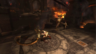God of War : Ghost of Sparta PSP - Screenshot 22