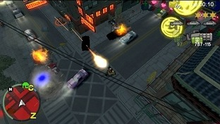 Grand Theft Auto : Chinatown Wars PlayStation Portable