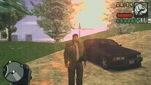 Test Grand Theft Auto : Liberty City Stories PlayStation Portable - Screenshot 65