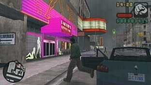 Test Grand Theft Auto : Liberty City Stories PlayStation Portable - Screenshot 66