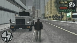 Test Grand Theft Auto : Liberty City Stories PlayStation Portable - Screenshot 71
