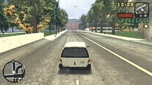 Test Grand Theft Auto : Liberty City Stories PlayStation Portable - Screenshot 73