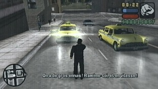 Test Grand Theft Auto : Liberty City Stories PlayStation Portable - Screenshot 76