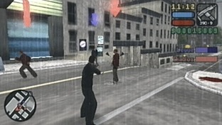 Test Grand Theft Auto : Liberty City Stories PlayStation Portable - Screenshot 77