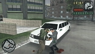 Test Grand Theft Auto : Liberty City Stories PlayStation Portable - Screenshot 80